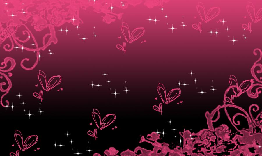 pink and black background by SakuraKiel 900x536