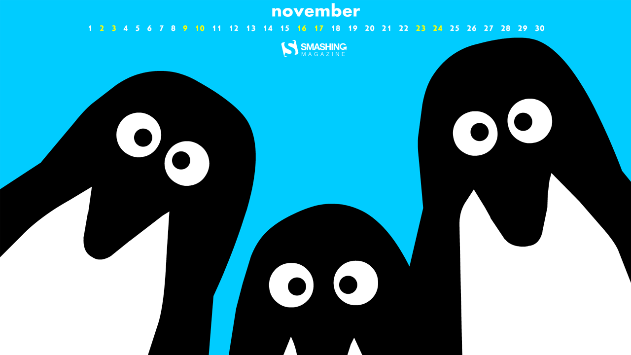 Desktop Wallpaper Calendars November 2013 Smashing Magazine 1280x720