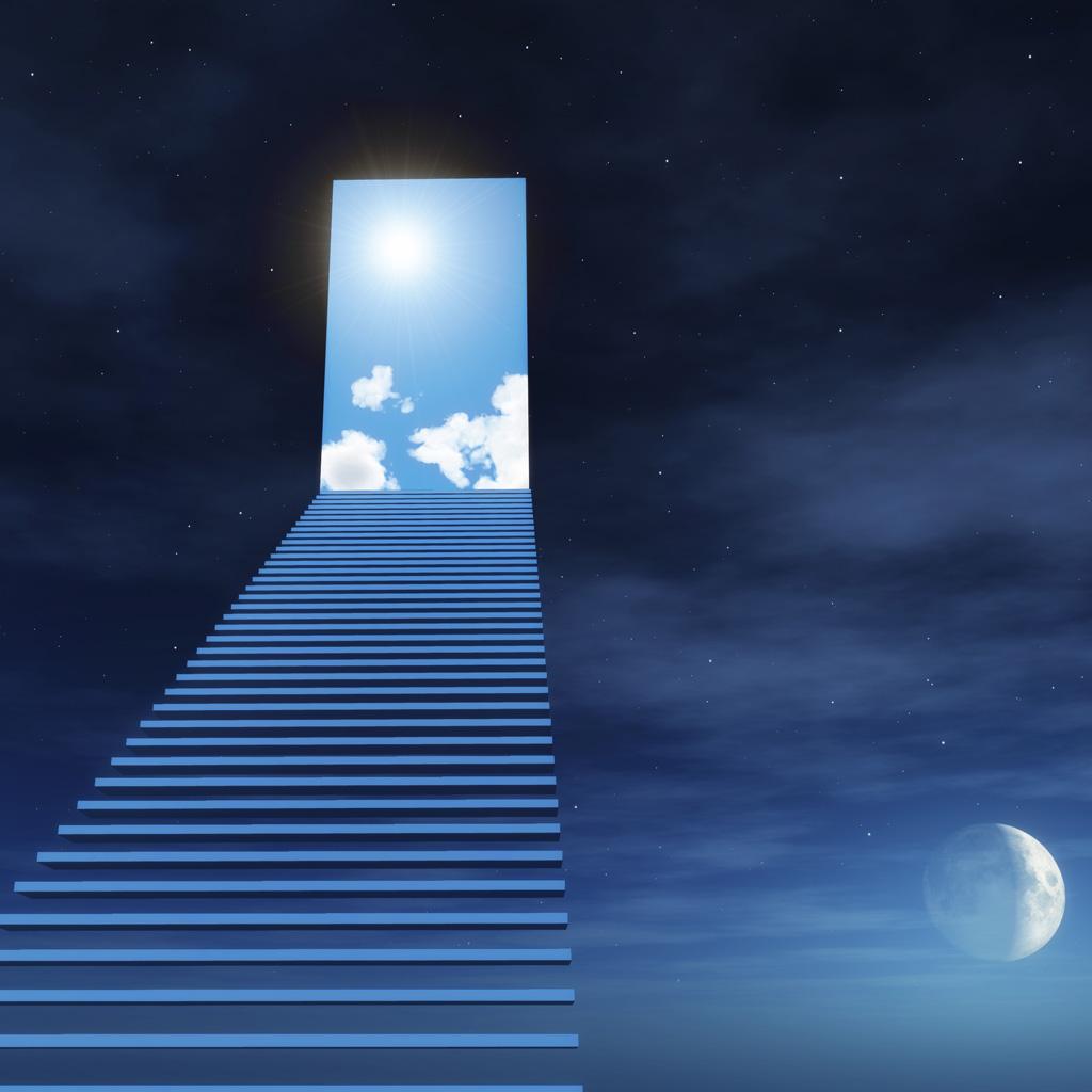 Wallpaper Stairs: Stairway Wallpaper