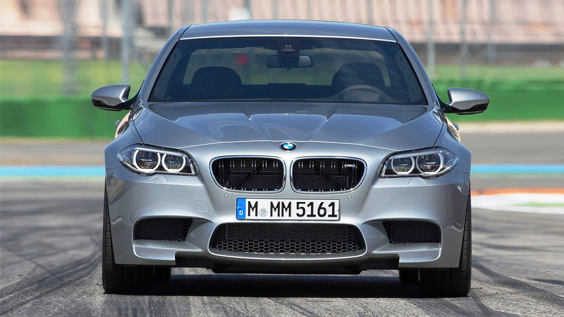 2014 BMW M5 Full Desktop Backgrounds 1920x1080
