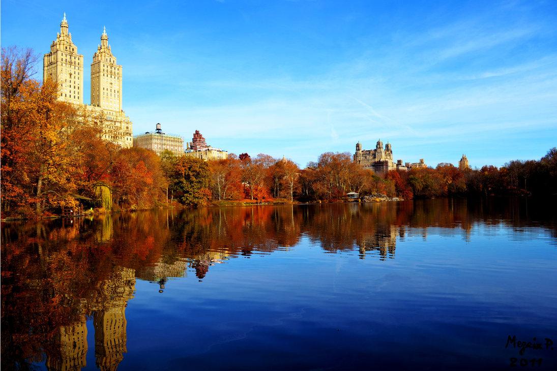 Central Park Background ·① WallpaperTag  |Autumn Central Park Screensavers