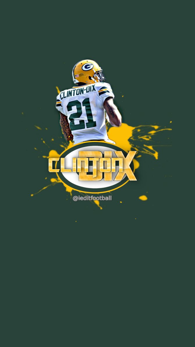Packers HaHa Clinton Dix iPhoneAndroid Wallpaper by 670x1191
