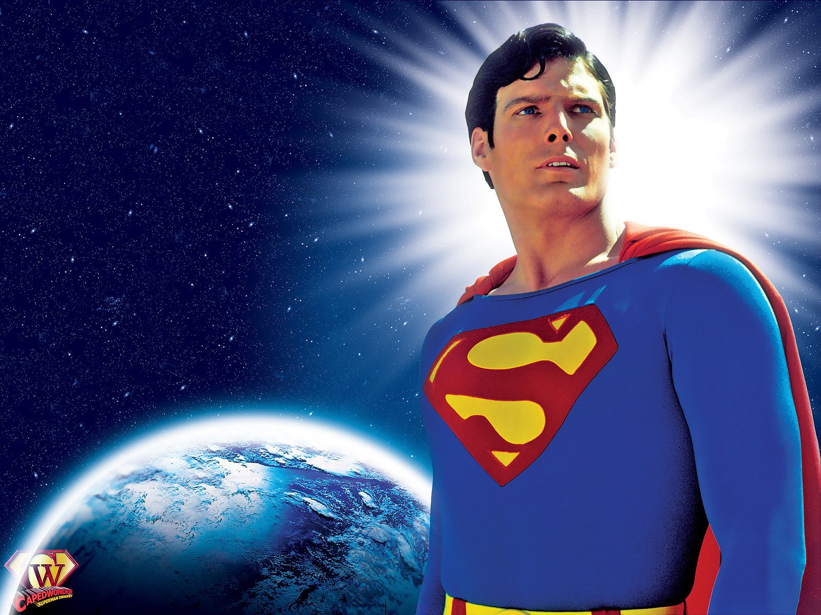 Superman   Superman The Movie Wallpaper 20439322 1600x1200