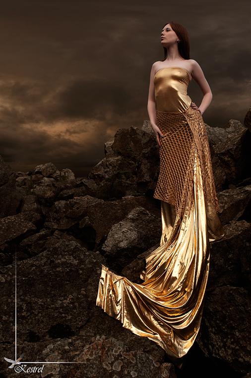 gold by Arielle Fox 506x760