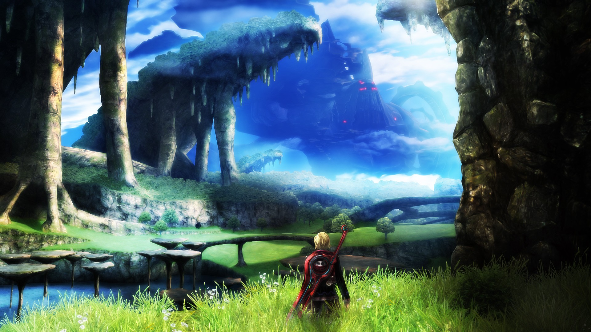 Xenoblade Chronicles HD Wallpapers and Background Images   stmednet 1920x1080