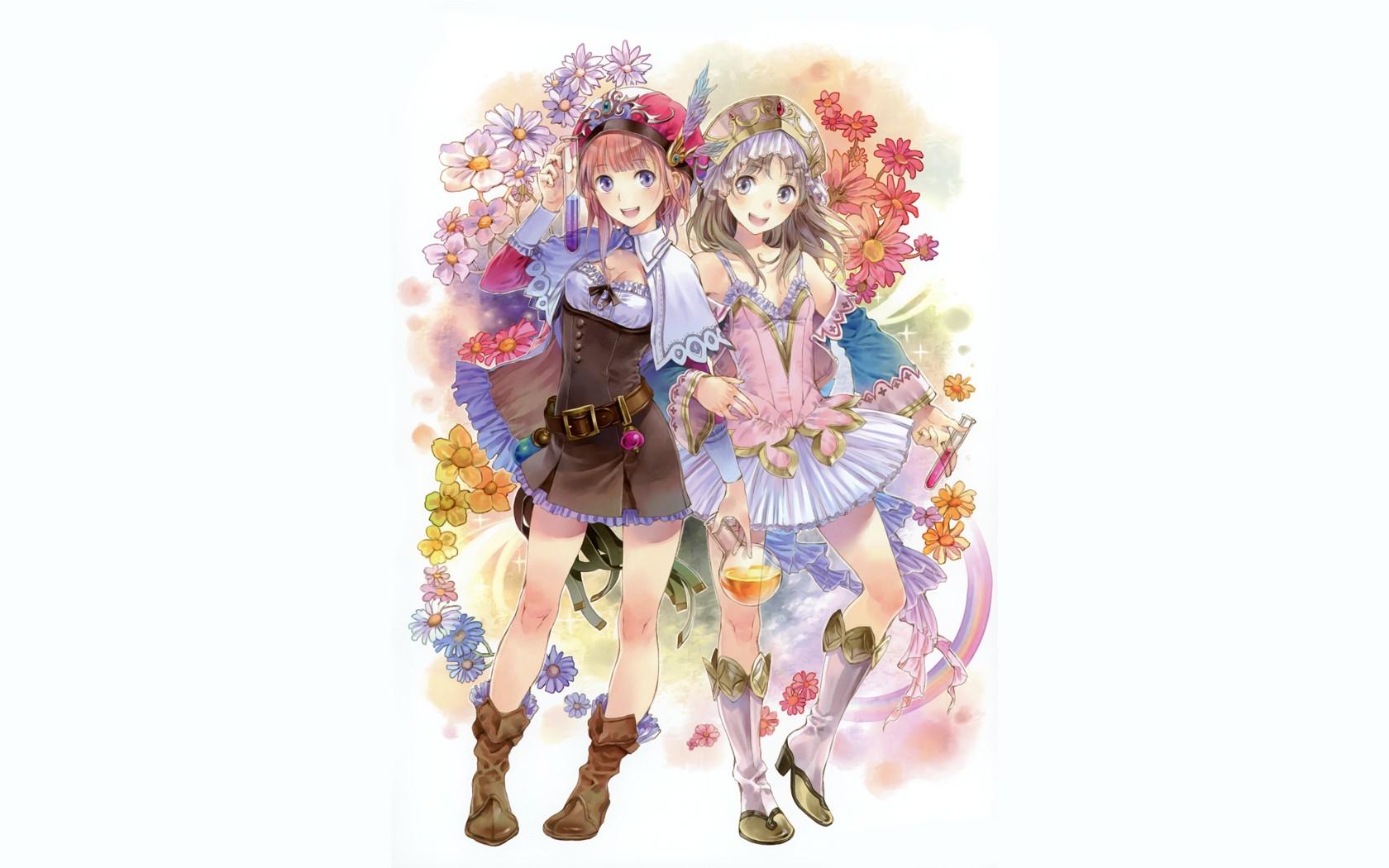 Anime Atelier Totori Wallpaper 1680x1050 Anime Atelier Totori 1680x1050