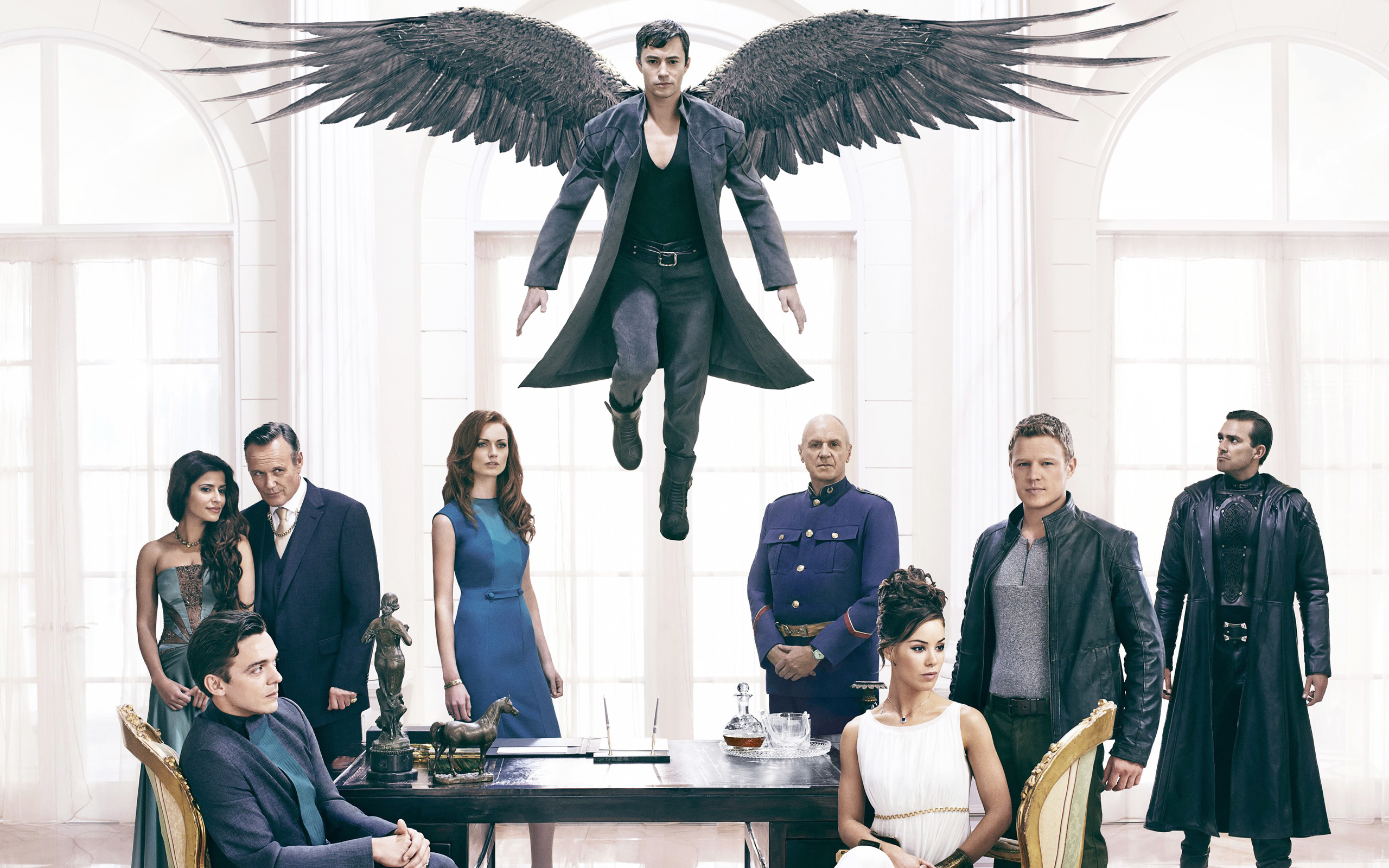 Dominion TV Series Wallpapers HD Wallpapers 2560x1600