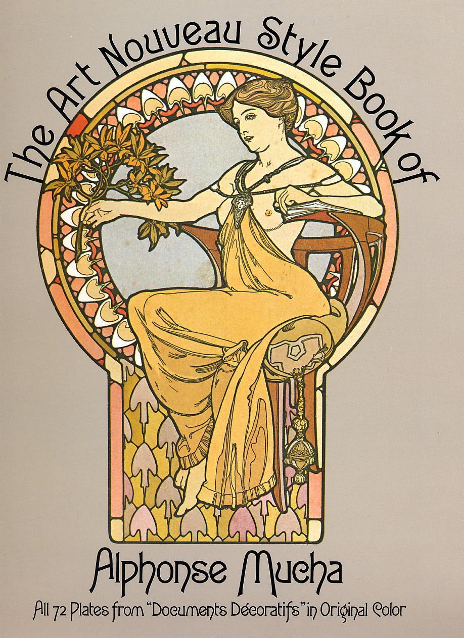 Art Nouveau Designs Women 2 Wallpaper PicsWallpapercom 918x1263