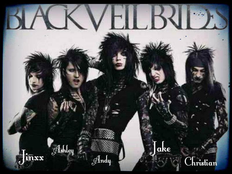 BVB   Black Veil Brides Wallpaper 30510367 800x600