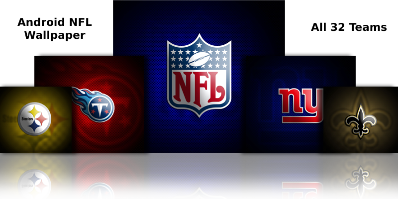 You An NFL Fan Have a Droid Grab Your Favorite NFL Team Wallpaper 800x400