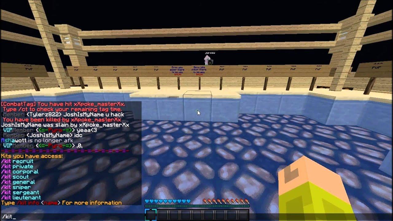 Good Times   Minecraft KitPvP 1920x1080