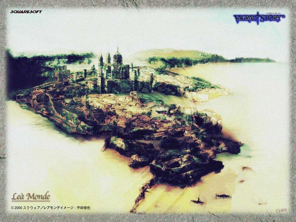 Vagrant Story Wallpapers 1024x768