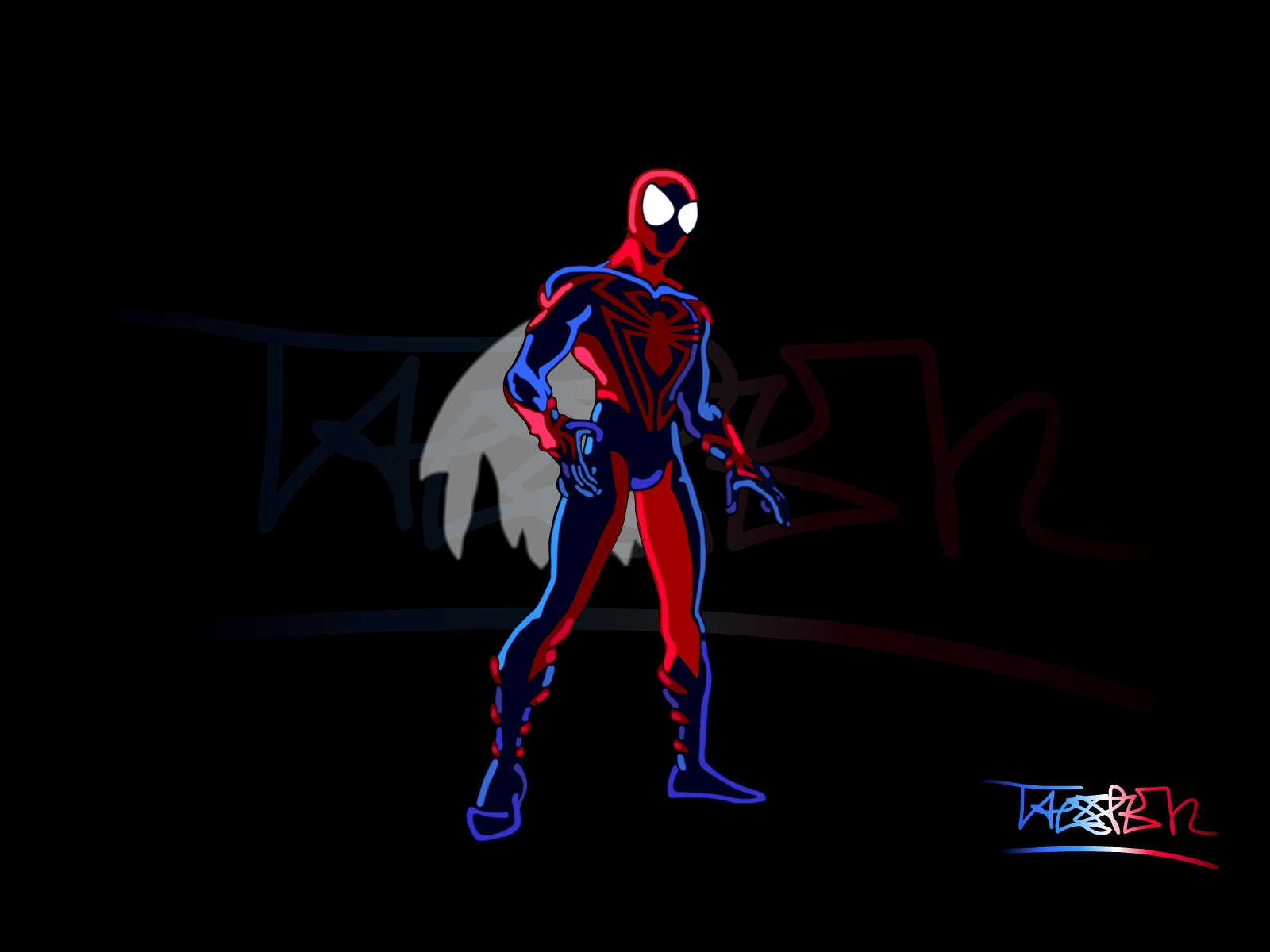 Spiderman Unlimited Wallpaper by talster 1600x1200