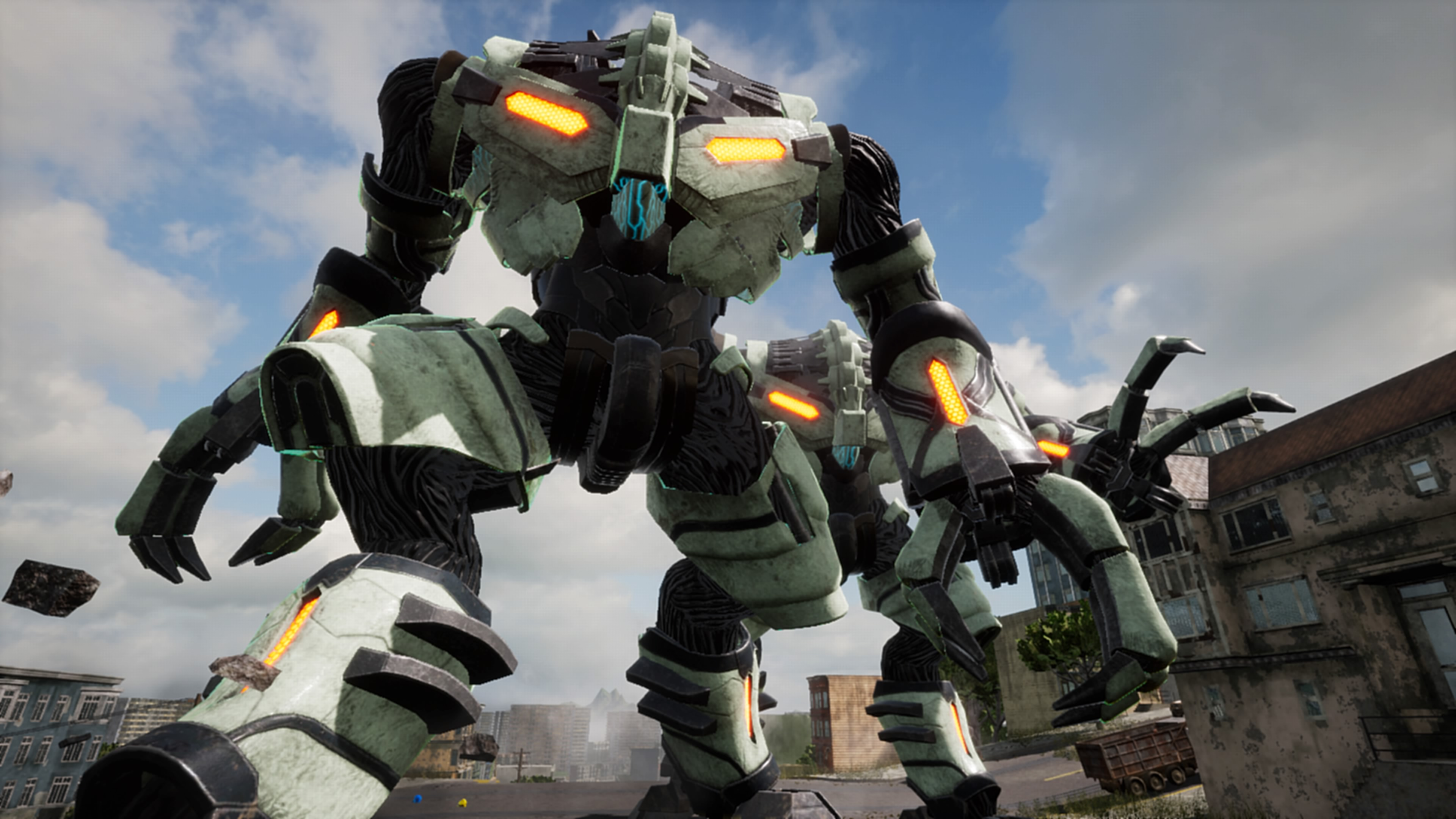 Earth Defense Force Iron Rains Western Release Announced Coming 3840x2160