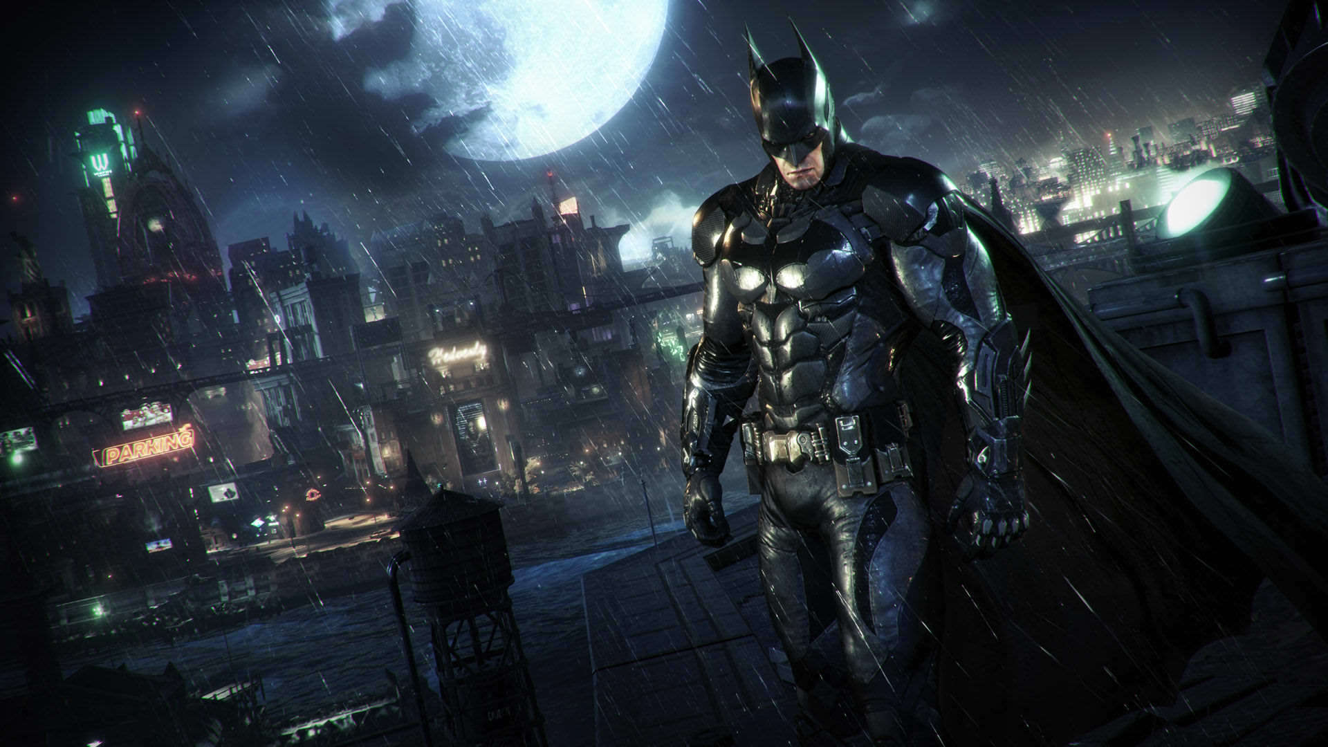 Wallpaper Batman Arkham Knight 04 HD Wallpaper Upload at September 1920x1080