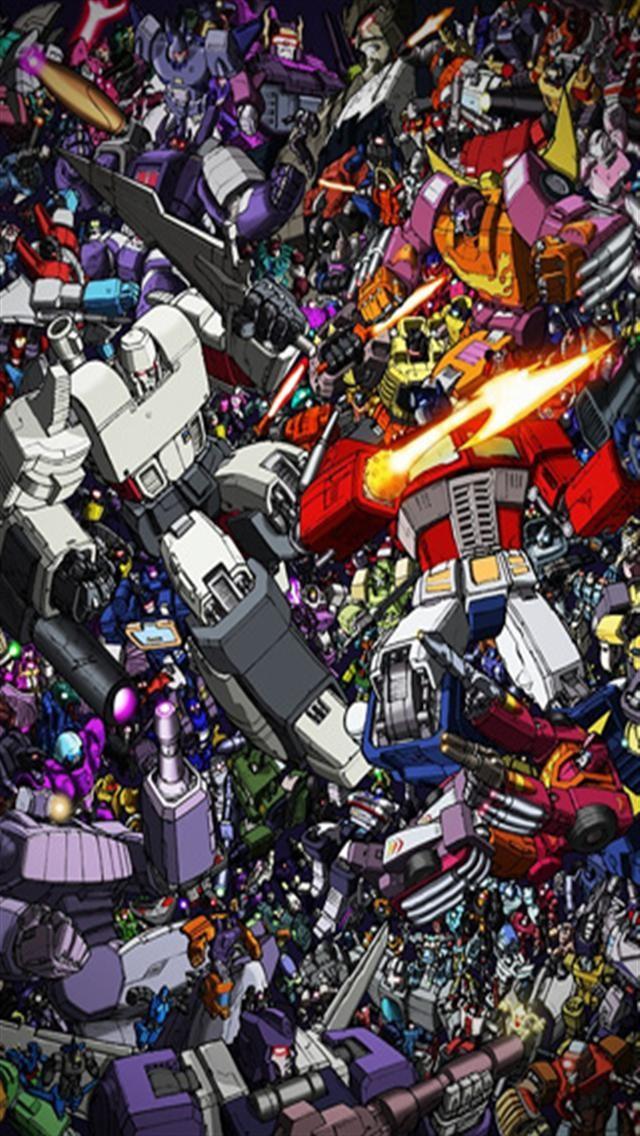 49 Transformers Iphone Wallpaper On Wallpapersafari
