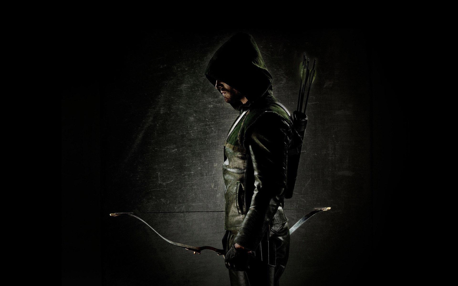 Green Arrow background 1920x1200