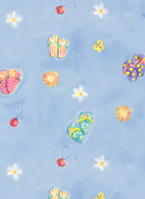 Flip Flop Wallpaper 570x781
