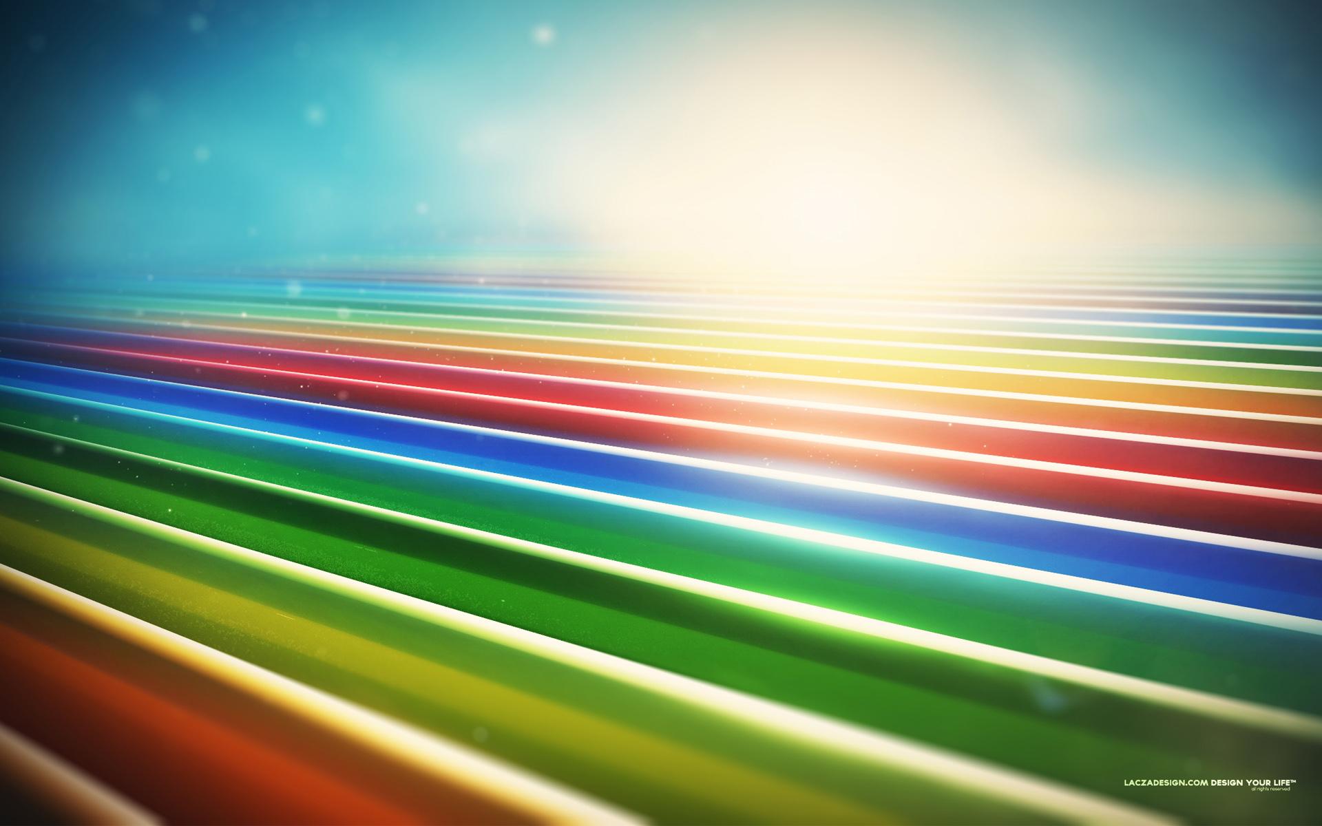 Colorful Stripes HD Desktop Wallpaper HD Desktop Wallpaper 1920x1200