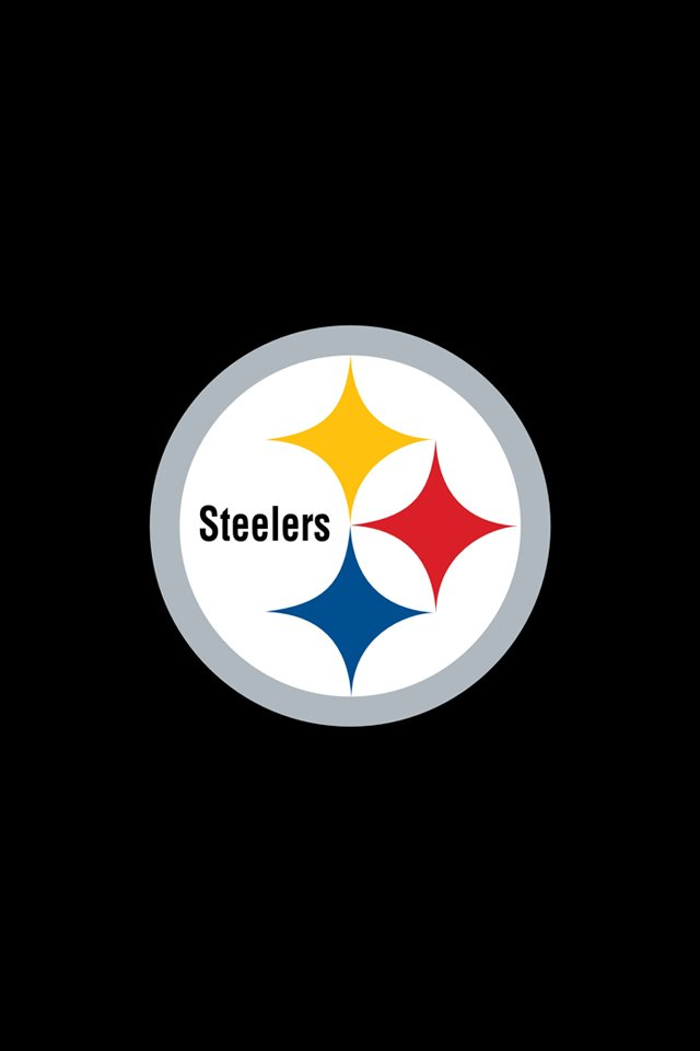 Steelers iPhone Wallpaper Collection Sports Geekery iPhone 640x960