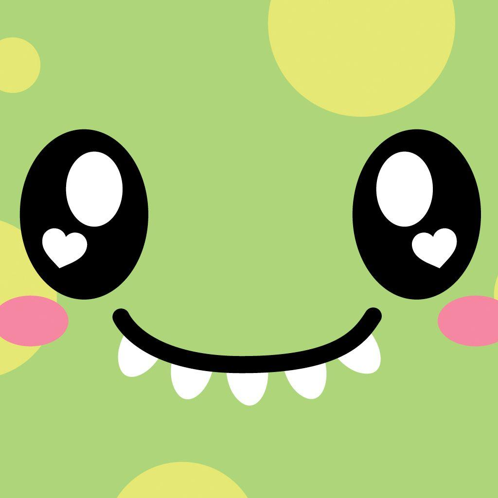Cute Dinosaur Backgrounds 1024x1024