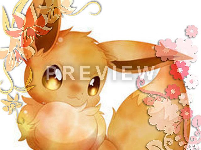 Cute Eevee Wallpaper Eevee cute wallpaper 640x480