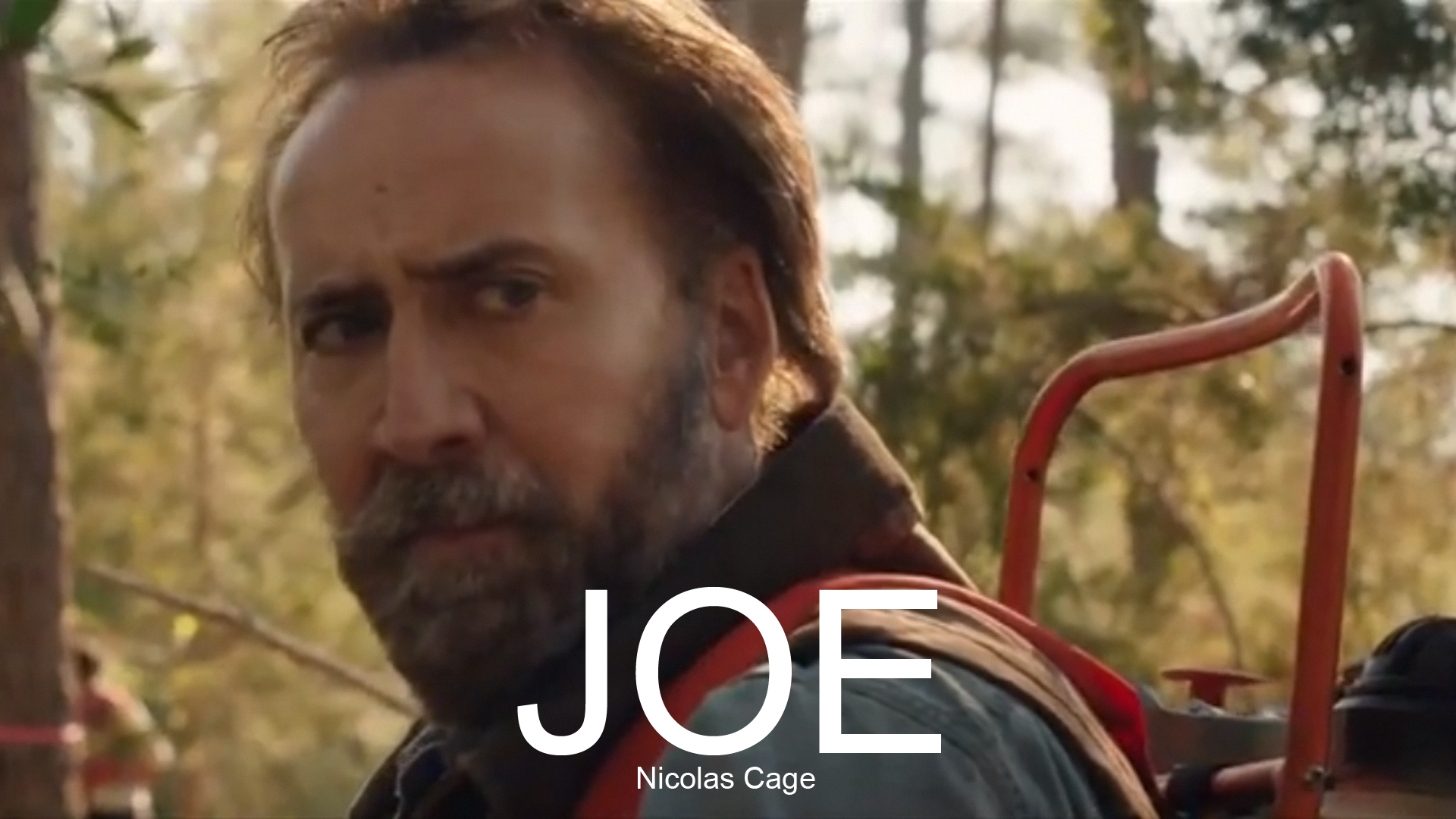 JOE Movie Nicolas Cage Wallpaper HiresMOVIEWALLcom 1920x1080