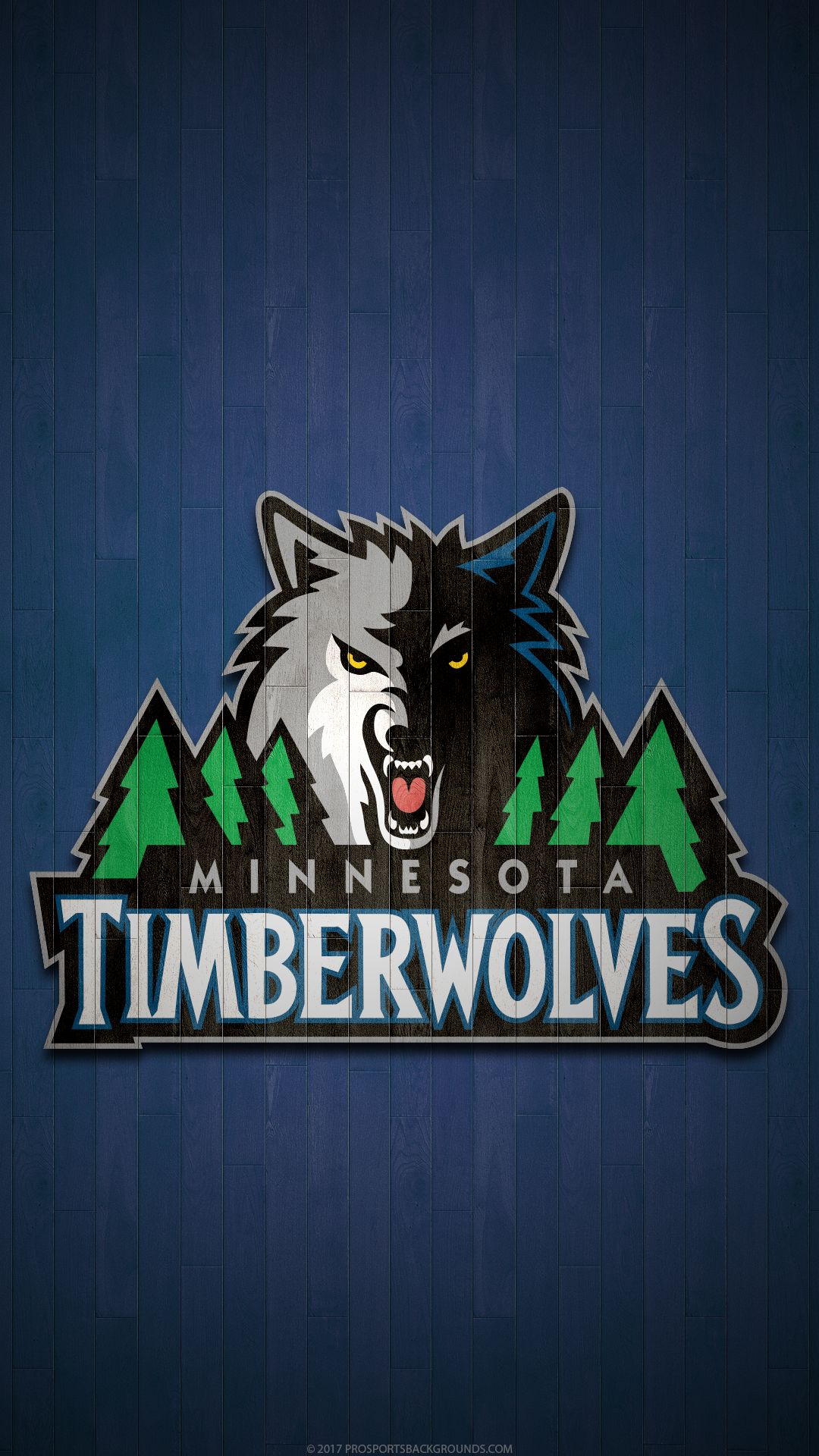 2018 Minnesota Timberwolves Wallpapers   PC iPhone Android 1080x1920