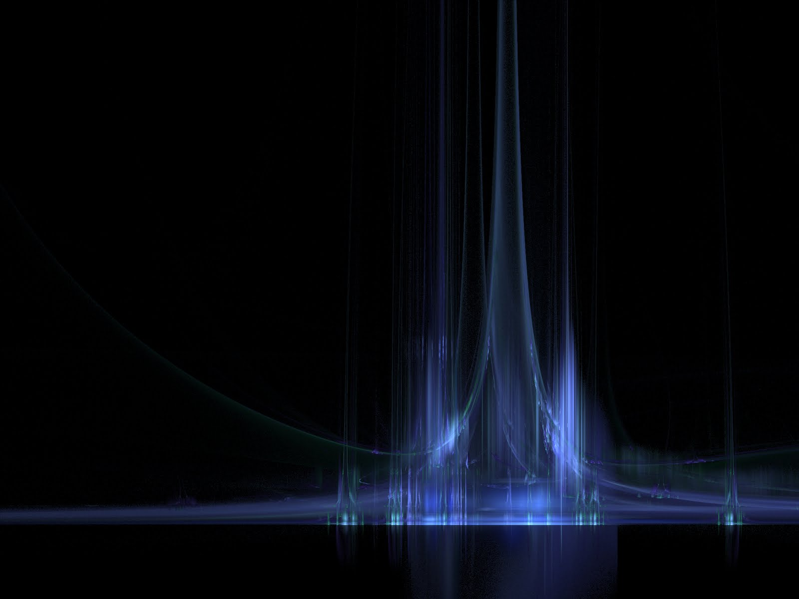 Black Blue Abstract Wallpaper 3632 Hd Wallpapers in Abstract 1600x1200
