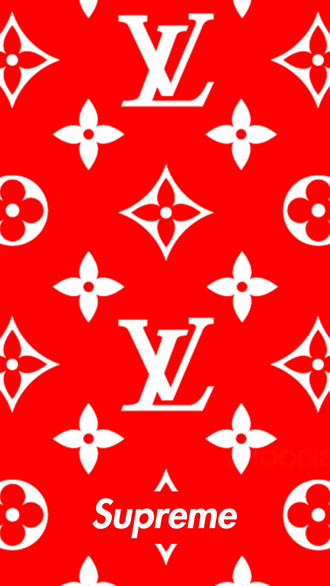 LV x Supreme lB Pinterest Supreme Wallpaper and 1080x1920