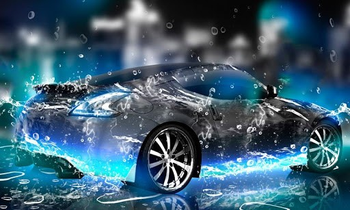 Download Cool Cars Wallpaper water for Android   Appszoom 512x307