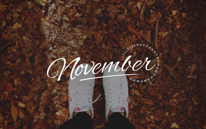 Wallpaper Calendar Nov : November wallpaper wallpapersafari