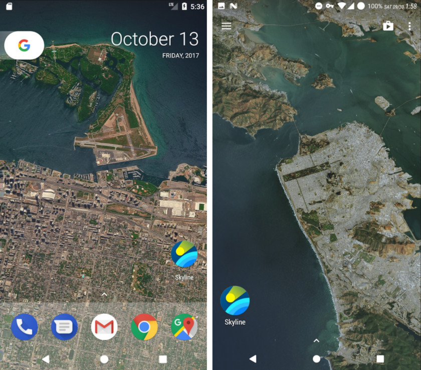 Free Download Heres How To Set Any Location As A Pixel 2