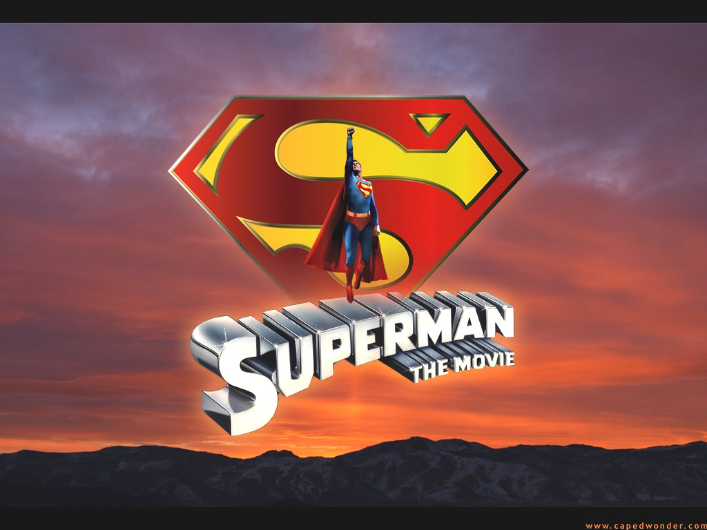 superman superman superman the movie wallpapers superman wallpapers 1024x768