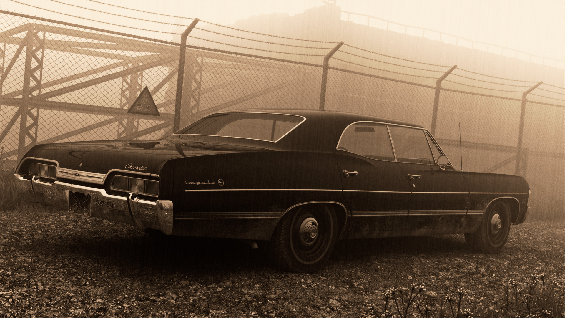 Chevy Impala Wallpaper Image Group 31 1920x1080