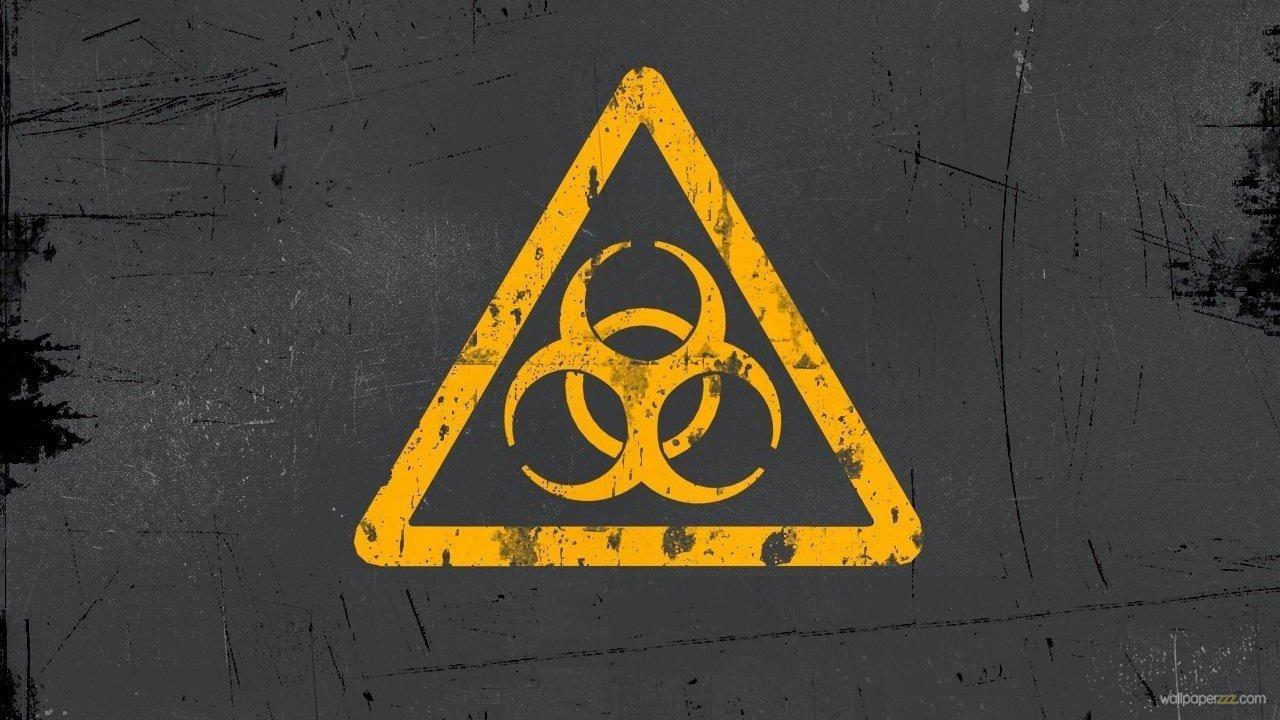 Hd wallpaper zombie - Warning Wallpaper Hd Wallpapersafari