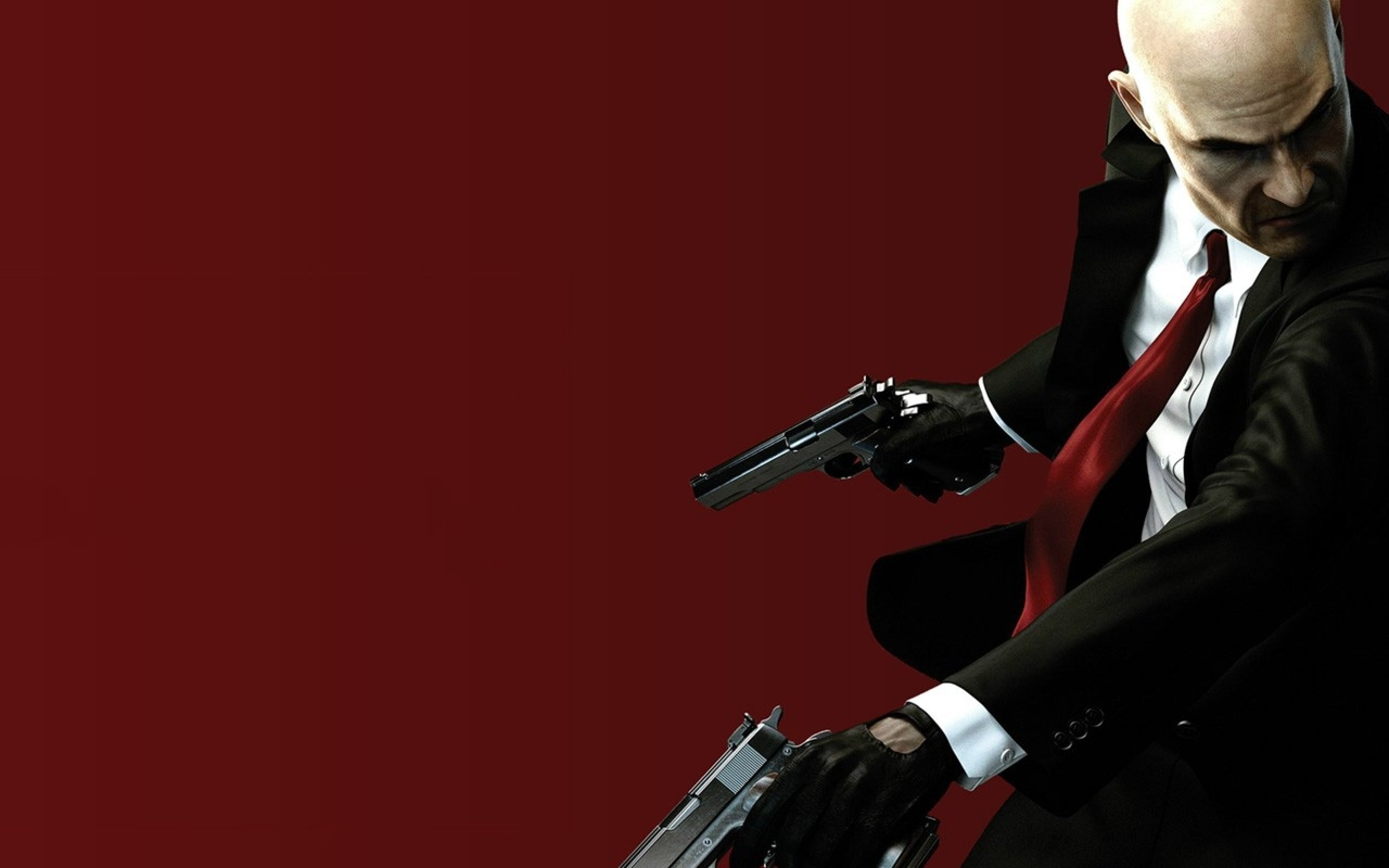 Hitman Agent 47 Wallpapers HD 2560x1600