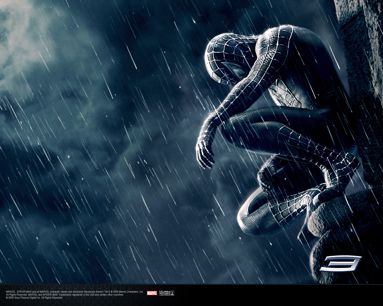 Download wallpapers Spiderman movie wallpapers 1280x1024