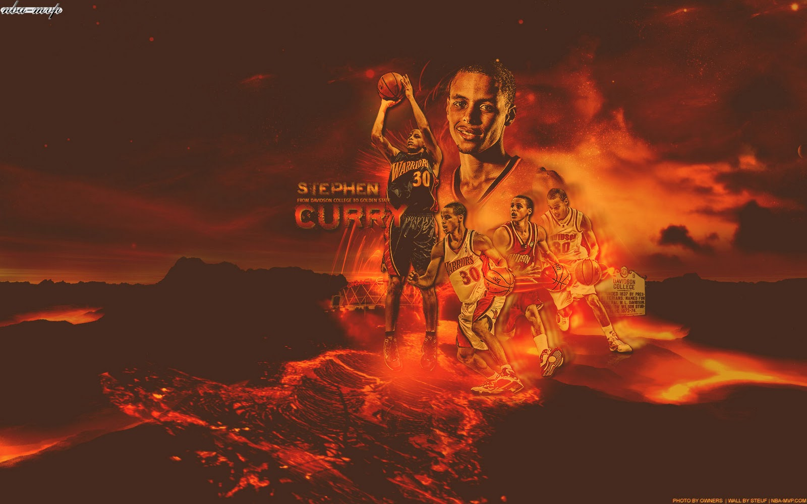 Top NBA Wallpapers Stephen Curry Wallpapers 1600x1000