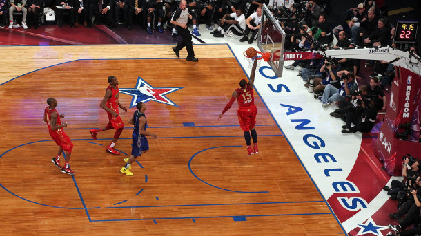 Report Los Angeles likely to host 2018 NBA All Star game 610x343 3e379ed64