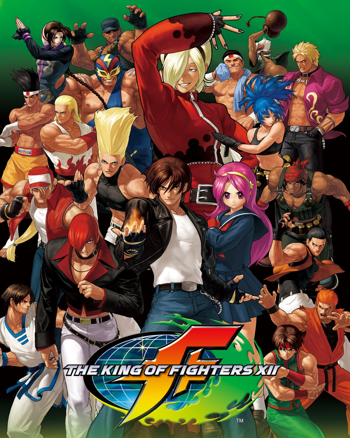 The king of fighters 2002 game free download for pc