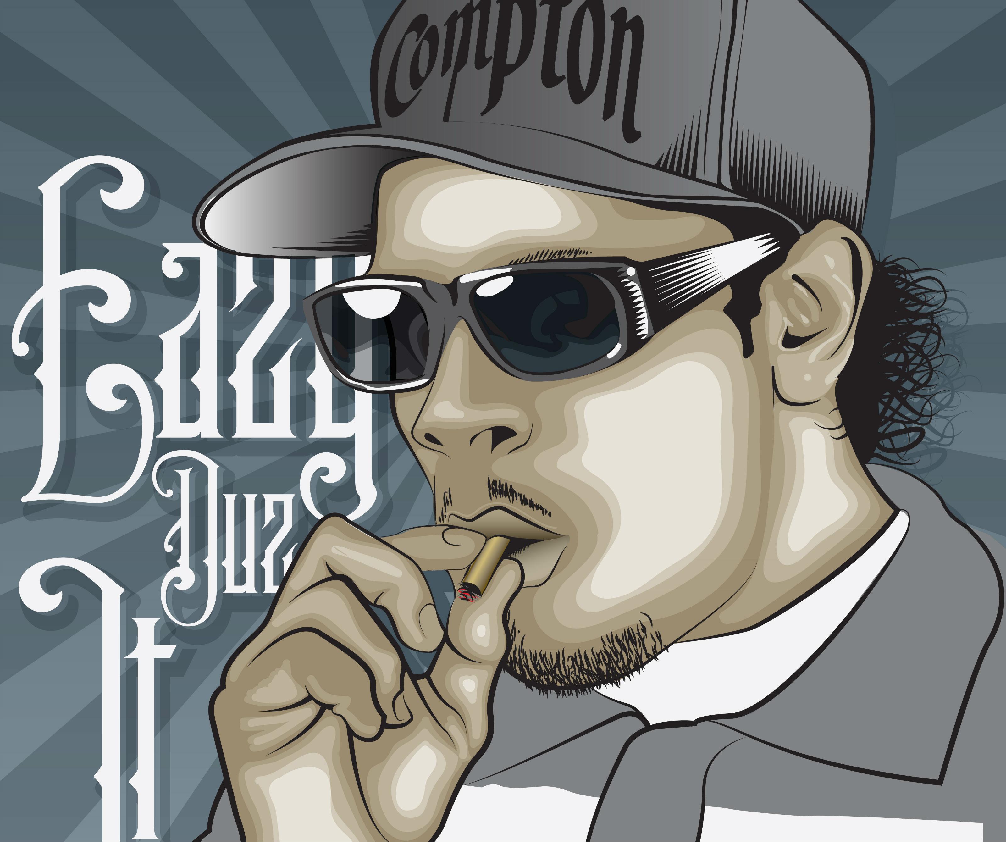 nwa gangsta rapper rap hip hop eazy e marijuana weed 420 d wallpaper 3200x2678