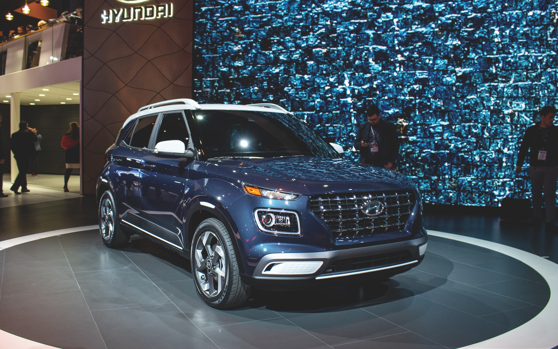 Hyundai Venue Debuts in NY as Konas Little Brother   The Car Guide 1920x1200
