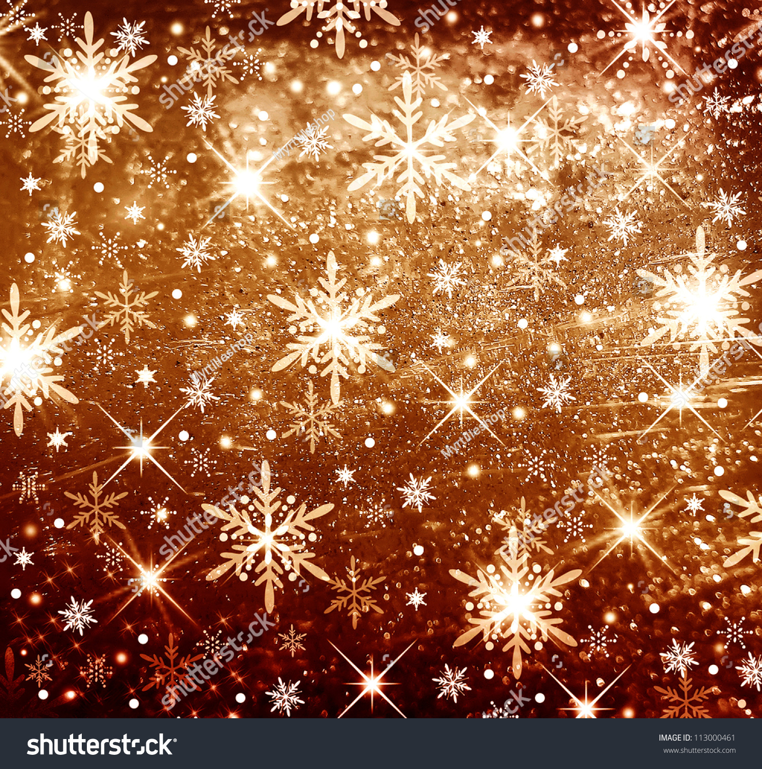 Christmas star background wallpapersafari