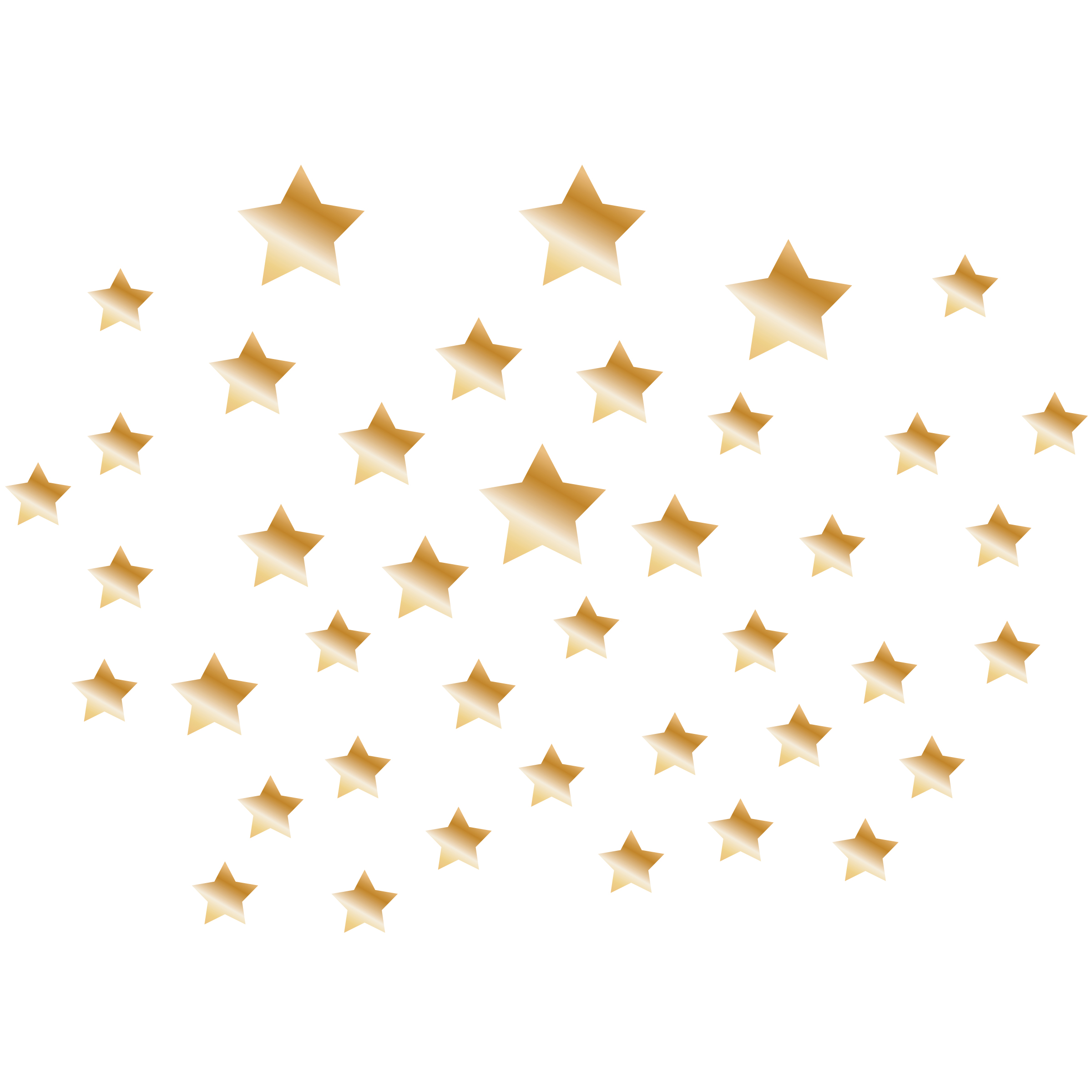 Home Peel And Stick Vinyl Wall Art Gold StarsDCWV Home Peel And Stick 2400x2400