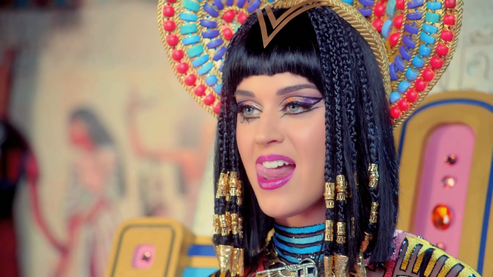 Katy Perry Dark Horse 1600x900