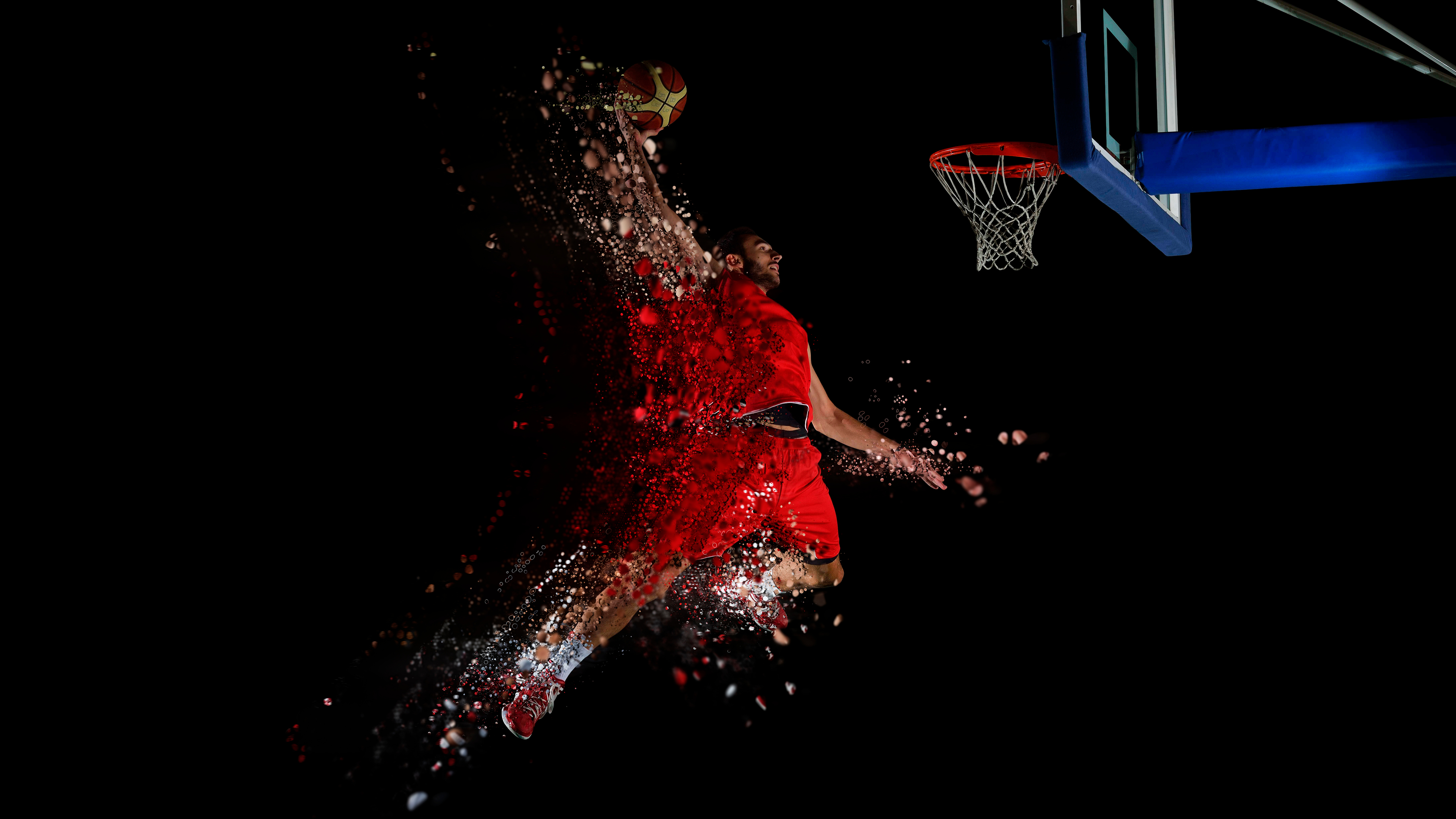Wallpaper 4k Basketball Artistic 4k wallpapers artist wallpapers 3840x2160