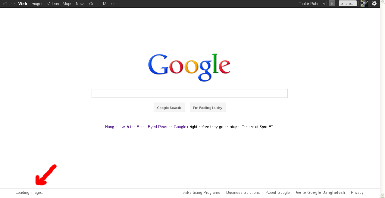 How to change google search background 1278x658
