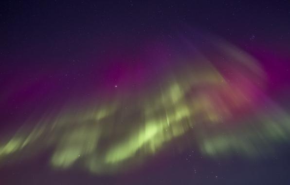 Wallpaper aurora borealis northern lights stars night wallpapers 596x380