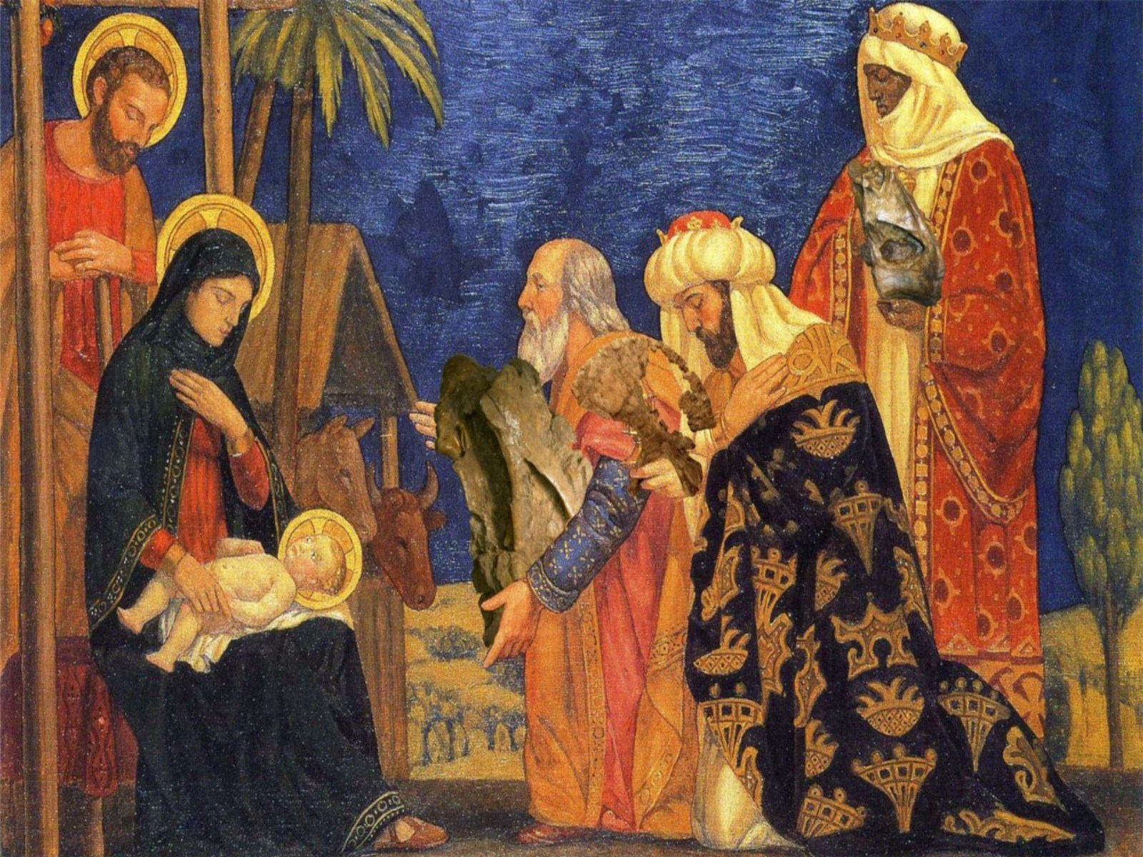 Pics Photos   Christian Christmas Wallpaper 1 Corinthians 1600x1200
